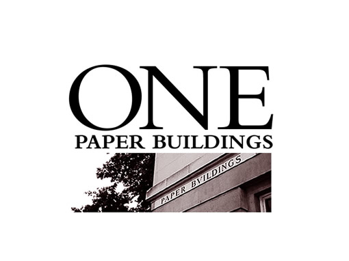 one paper buildings