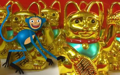 Monkey magic – Gong Hay Fat Choy!