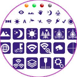 icon illustration style
