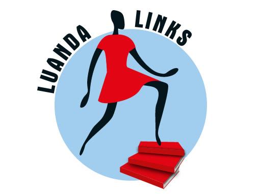 Luanda Links logo design