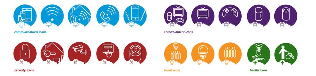 air broadband icon designs