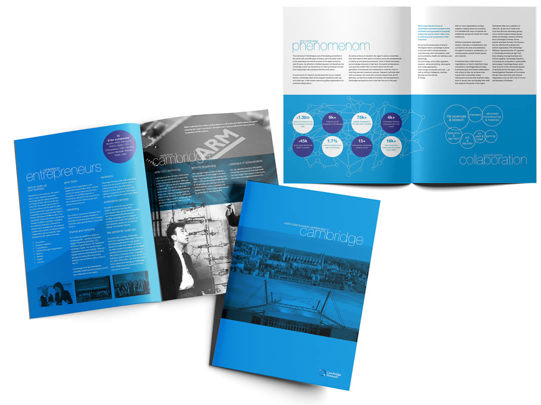 cambridge network brochure